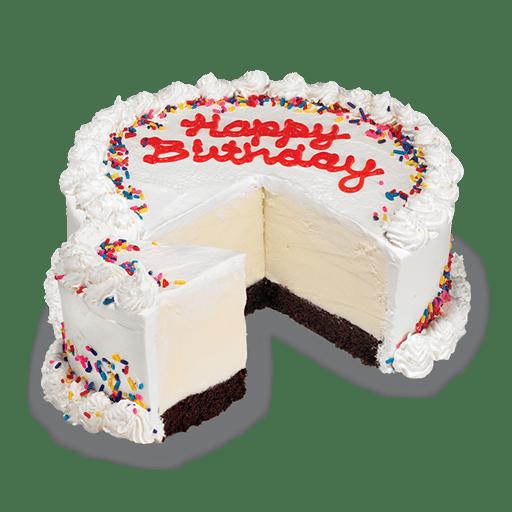 Banana Birthday Cake Ice Cream